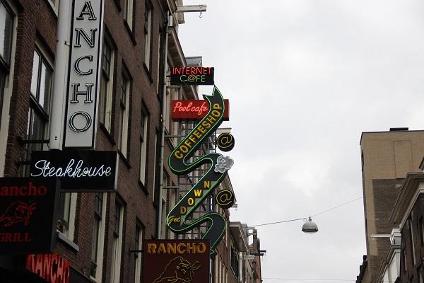Cooffe Shopp, Amsterdam