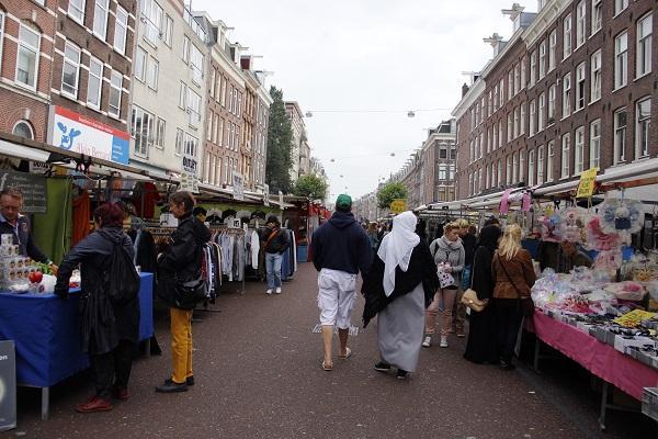 Onde ficar em Amsterdam: De Pijp
