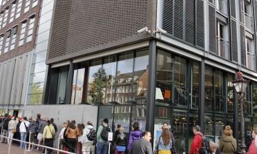 Visita à Casa de Anne Frank, em Amsterdam