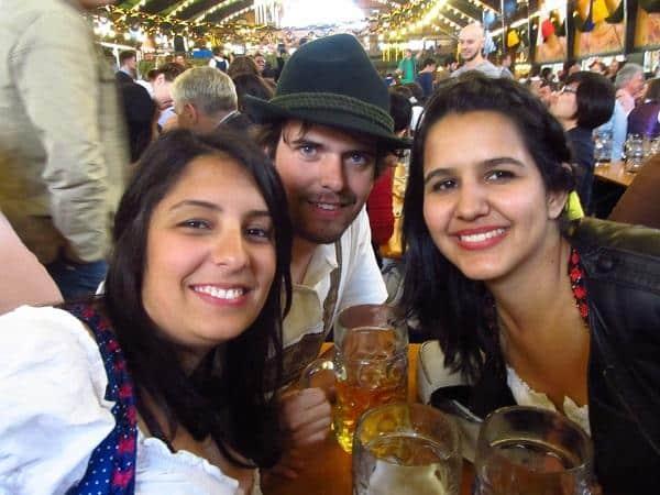 Oktoberfest. Munique
