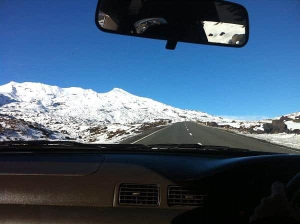 estrada, Nova Zelândia