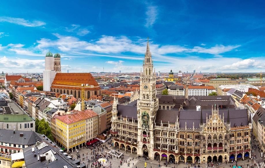 O que fazer em Munique em um dia