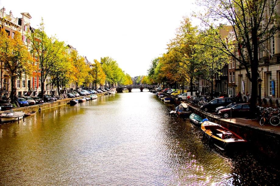 O que fazer em Amsterdam: canais