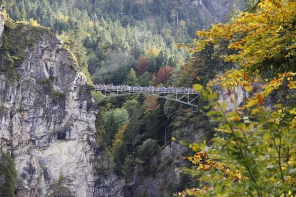 ponte castelo cinderela