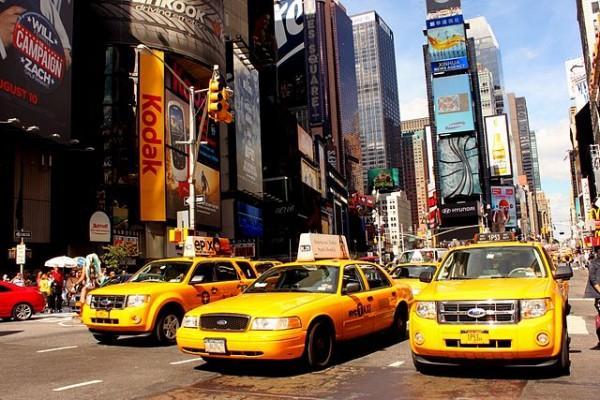 Onde ficar em Nova York: Times Square