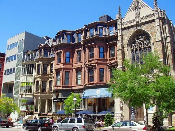Onde ficar em em Boston