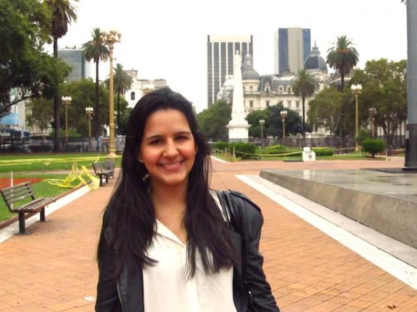 mulher viajar sozinha argentina