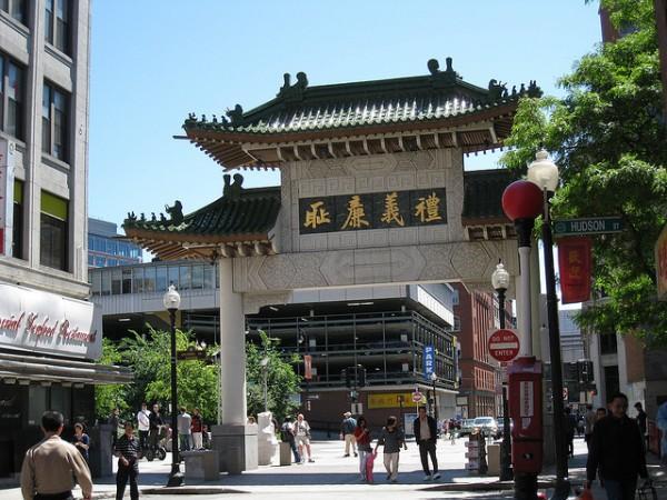 Onde ficar em Boston: Chinatown