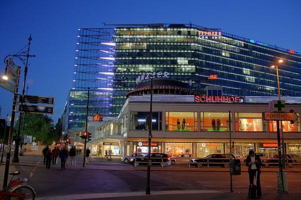 Kurfürstendamm, onde ficar em Berlim
