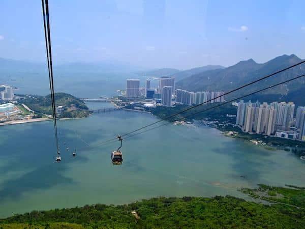 Onde ficar em Hong Kong - Lantau