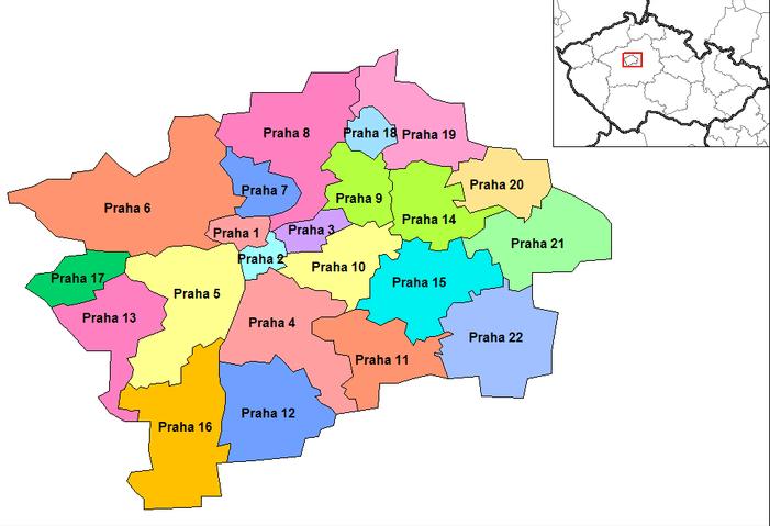 onde fica praga no mapa Onde ficar em Praga: dicas de hotéis e bairros | 360meridianos onde fica praga no mapa