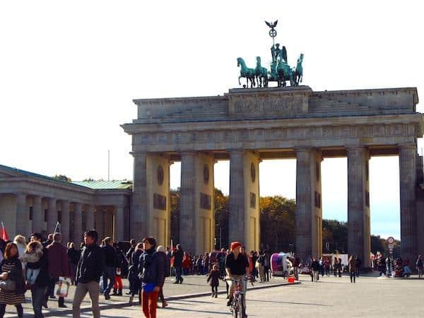 Portão de Brandeburgo, Berlim