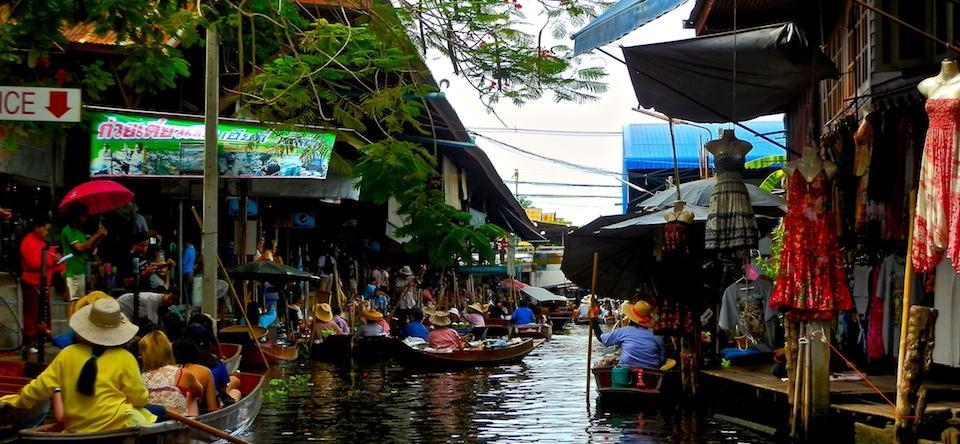 Quanto custa viajar para a Tailândia