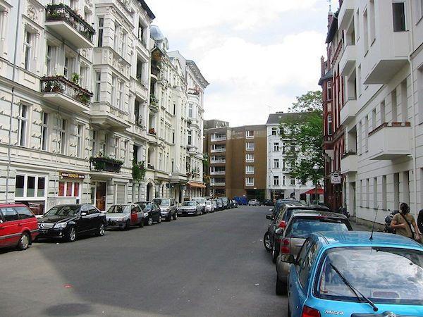 Schöneberg - opção de onde ficar em Berlim