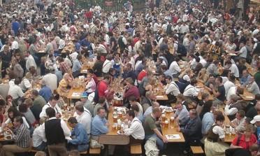 As cervejarias da Oktoberfest de Munique