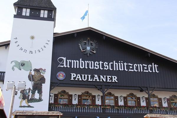 cervejarias da Oktoberfest de Munique