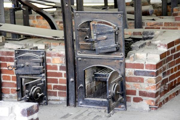 Crematórios do Campo de Concentração
