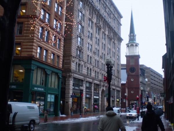 Onde ficar em Boston - downtown