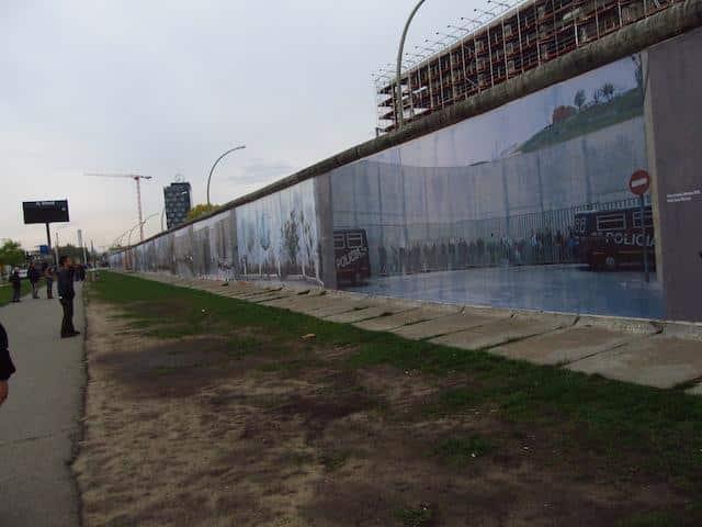 muro east side gallery