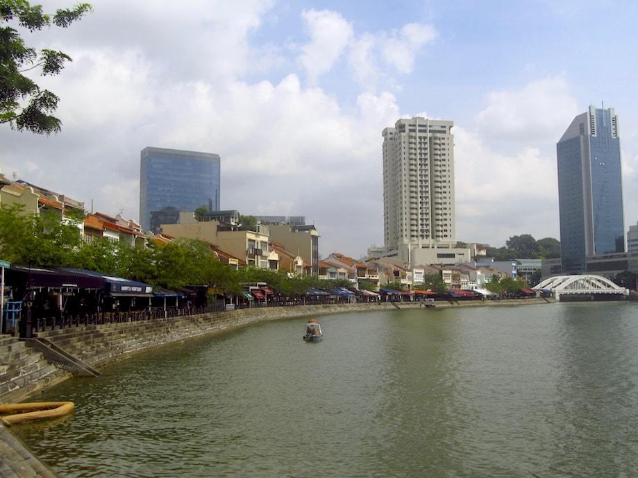 Onde ficar em Cingapura - melhores bairros