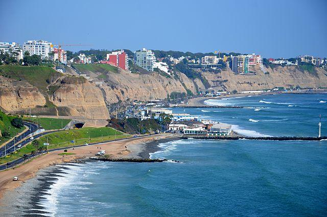 onde ficar em Lima barranco
