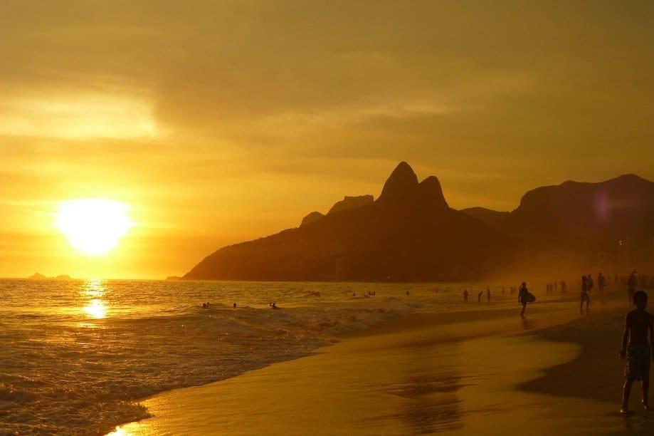 Passeios de bicicleta no Rio de Janeiro: Orla da Zona Sul