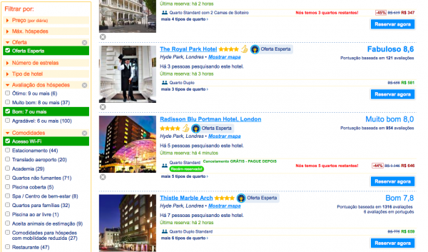 reservar hotel internet booking