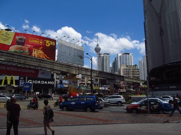 Onde ficar em Kuala Lumpur