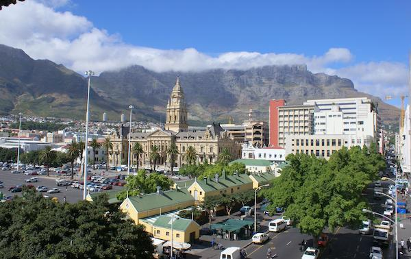 City Bowl - Onde ficar em Cape Town