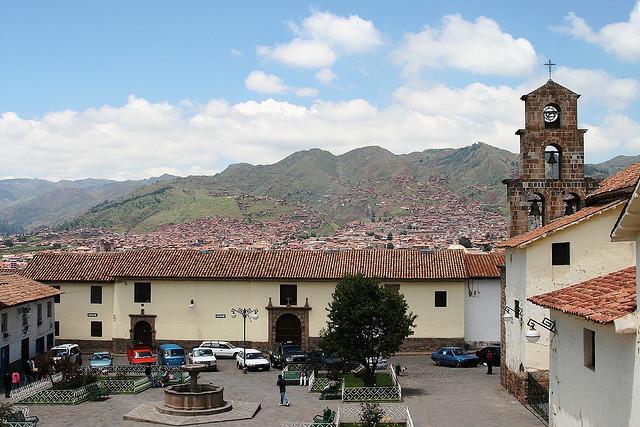 Plaza de San Blas, Cusco