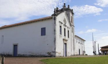 A Igreja dos Reis Magos, no Espírito Santo