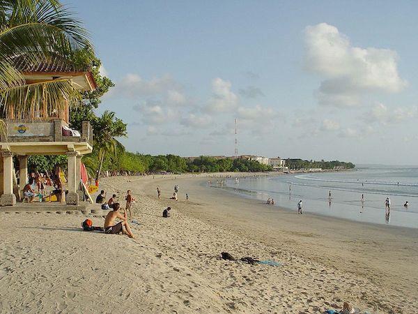 Kuta - Onde ficar em Bali