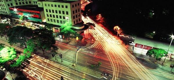 Noite de Belo Horizonte