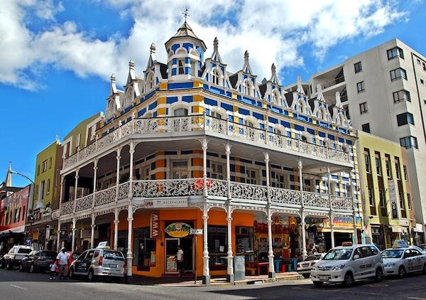 Onde ficar em Cape Town - Long Street