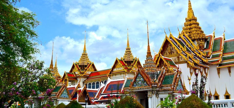 Palácio Real de Bangkok