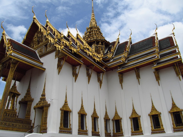 grande palacio de bangkok tailandia 1