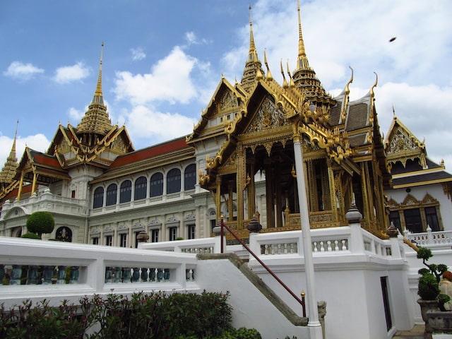 grande palacio de bangkok tailandia 2