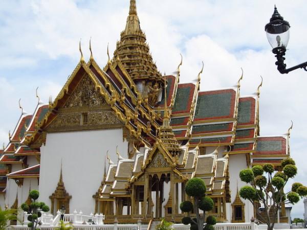Grande Palácio Real de Bangkok