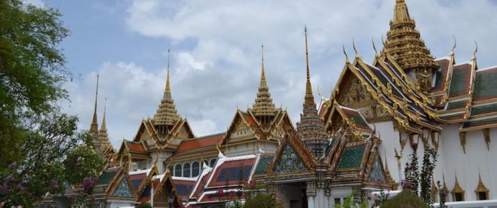 Budas Palácio de Bangkok - Tailândia