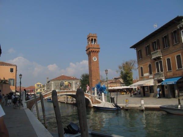 ilhas de veneza murano central