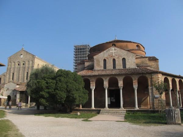 ilhas de veneza torcello igreja
