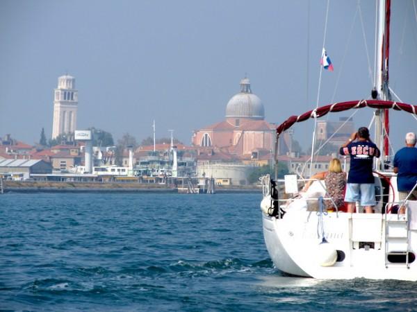 ilhas de veneza vista
