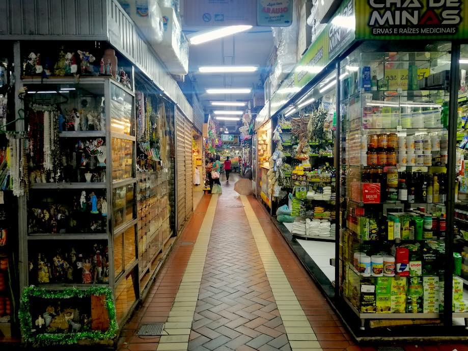 Mercado Central de BH