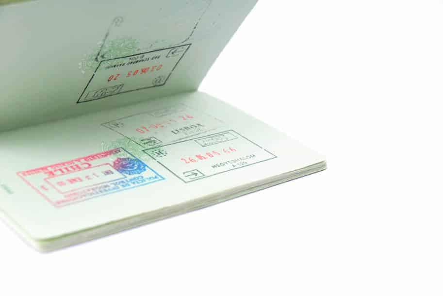 o que fazer se tiver o passaporte roubado