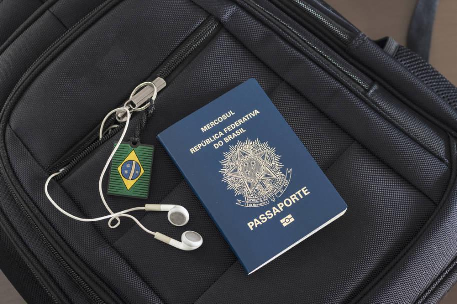 passaporte roubado brasileiro no exterior