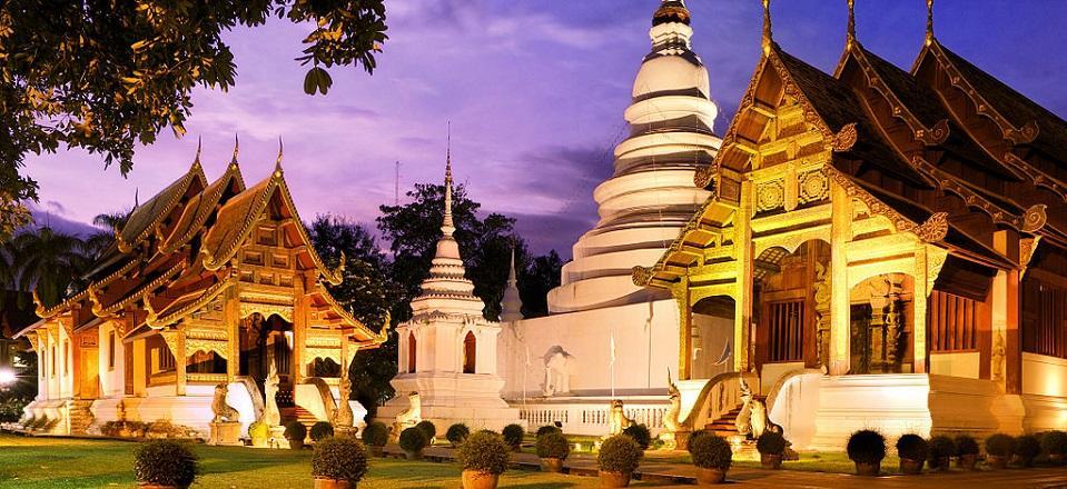 Onde ficar em Chiang Mai