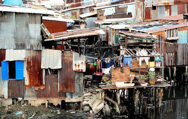 Favela no Vietnã