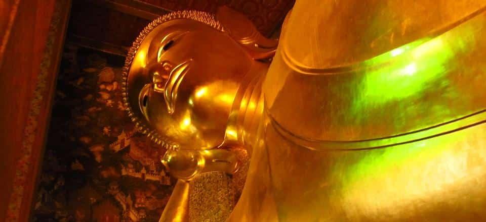 Wat Pho, Tailândia