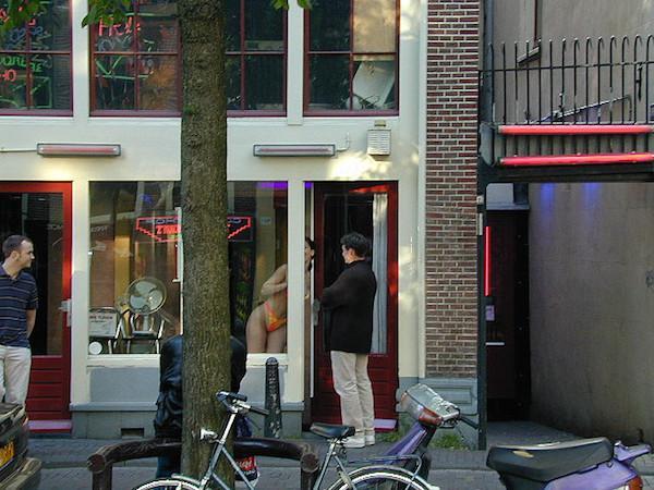 Vitrines Mulheres Amsterdam