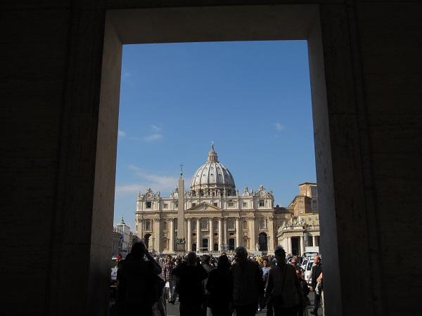 Basílica de São Pedro, em Roma